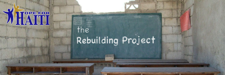 Hope For Haiti Rebuilding