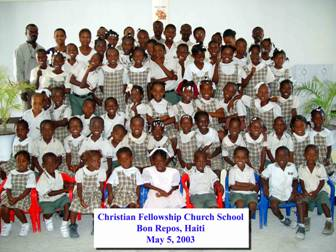 The Haiti School